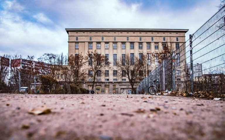 The Berghain Sound System